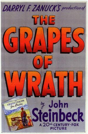 The Grapes of Wrath 580x880