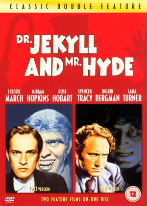 Dr. Jekyll and Mr. Hyde 570x800