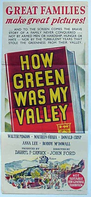 How Green Was My Valley 369x800
