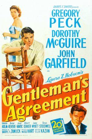 Gentleman's Agreement 1400x2106