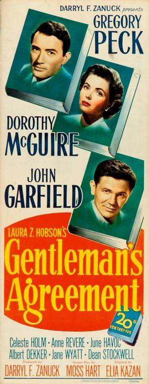 Gentleman's Agreement 1400x3609