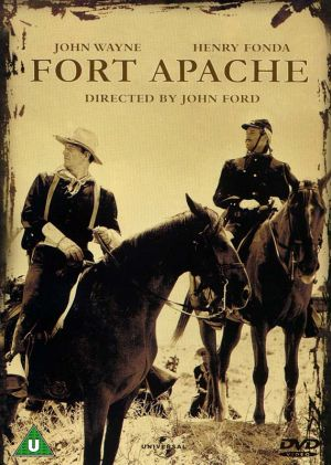 Fort Apache Dvd cover