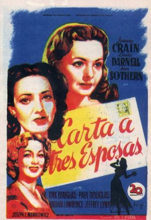 A Letter to Three Wives 686x1000