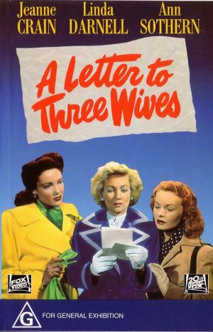 A Letter to Three Wives 641x997