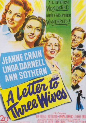 A Letter to Three Wives 842x1200