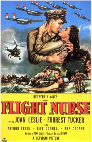 Flight Nurse Poster