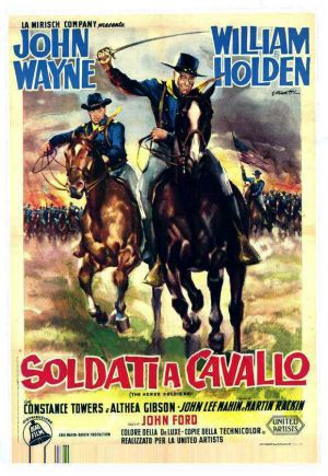 The Horse Soldiers 580x841