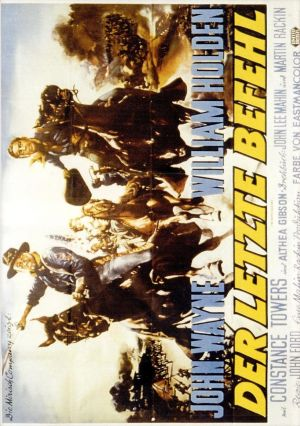 The Horse Soldiers 873x1241