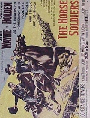 The Horse Soldiers 376x493