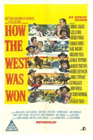 How the West Was Won 600x900