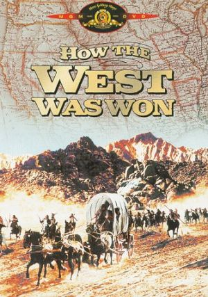 How the West Was Won 334x475