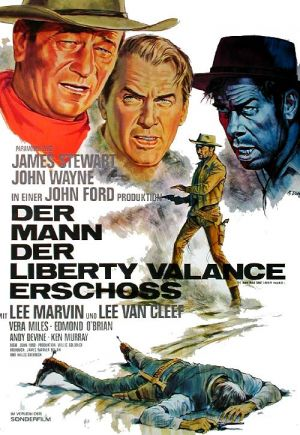 The Man Who Shot Liberty Valance 500x725