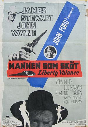 The Man Who Shot Liberty Valance 333x482