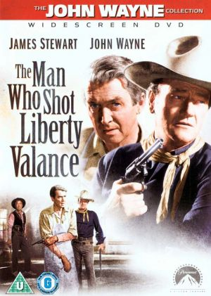 The Man Who Shot Liberty Valance 570x800