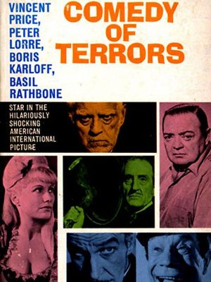 The Comedy of Terrors 600x800