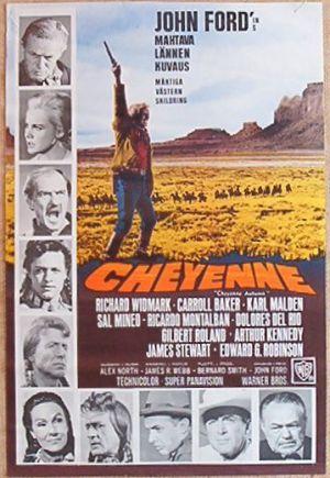 Cheyenne Autumn 359x520