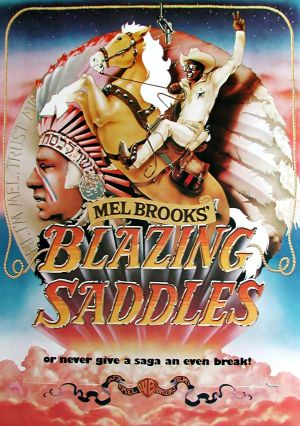 Blazing Saddles 951x1350