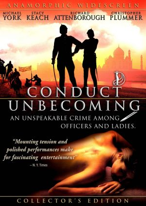 Conduct Unbecoming Cover