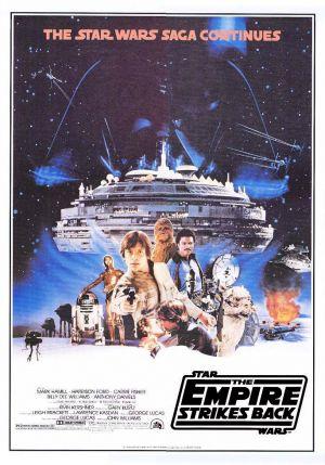 Star Wars: Episodio V - El Imperio contraataca 684x978