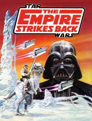 Star Wars: Episodio V - El Imperio contraataca 2000x2644