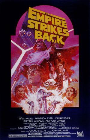 Star Wars: Episodio V - El Imperio contraataca 2007x3113