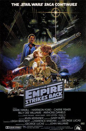 Star Wars: Episodio V - El Imperio contraataca 1797x2723