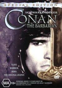 Conan, o Bárbaro poster