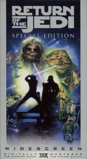 El retorno del Jedi 2458x4458