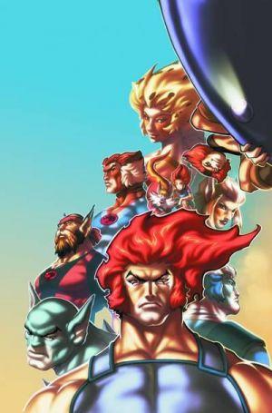 Thundercats Movie Imdb on Key Art For  Thundercats