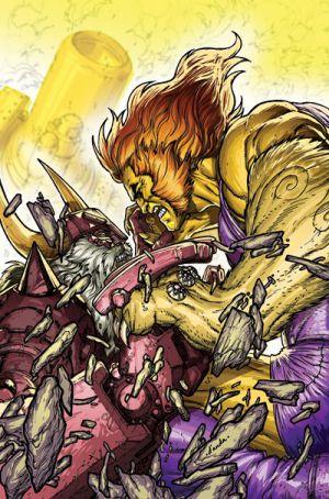Thundercats Movie Actors on Key Art For  Thundercats