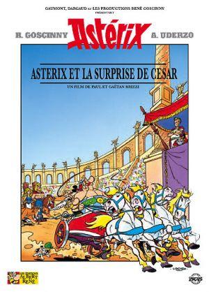 Astérix et la surprise de César 387x539