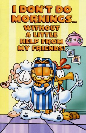 Garfield and Friends 2066x3203