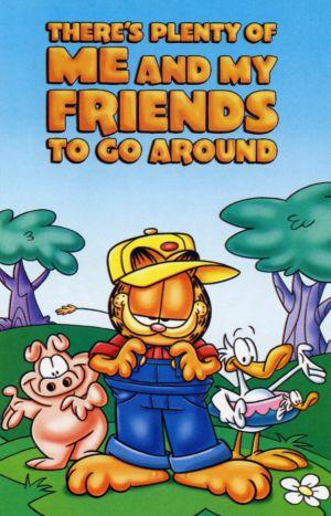Garfield and Friends 2066x3216
