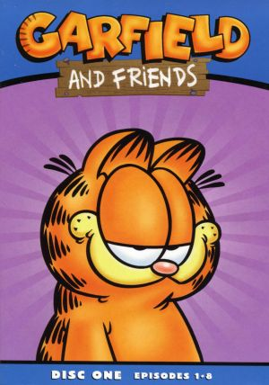 Garfield and Friends 3021x4314