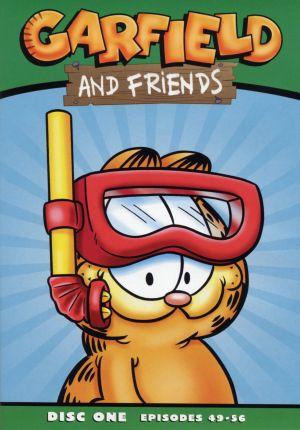 Garfield and Friends 3008x4314