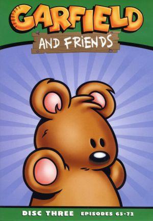 Garfield and Friends 2995x4314