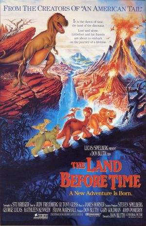 The Land Before Time 1942x3000