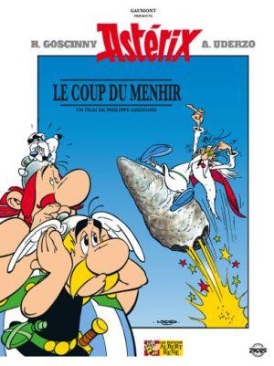 Astérix et le coup du menhir 390x521