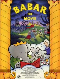 The Babar Movie poster