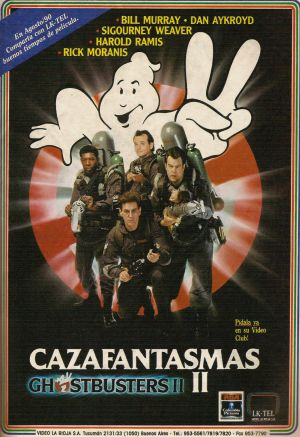 Ghostbusters II 1372x2000