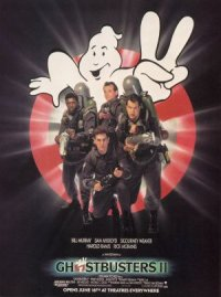 Ghostbusters II (Acchiappafantasmi II) poster