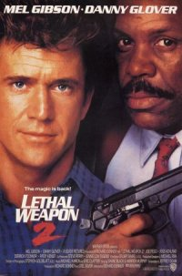Lethal Weapon 2 - Brennpunkt L.A. poster