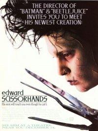Edward mit den Scherenhänden poster