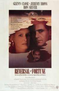 Reversal of Fortune poster