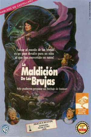 The Witches Vhs cover