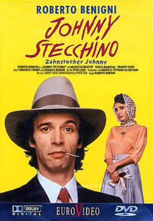 Johnny Stecchino Cover