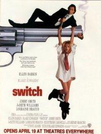 Switch - Die Frau im Manne poster