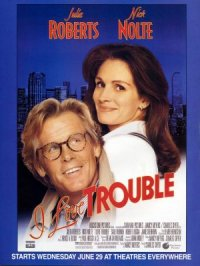 I love Trouble - Nichts als Ärger poster