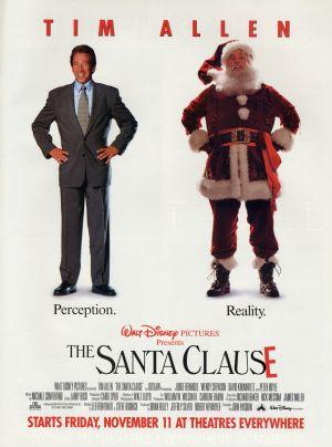 The Santa Clause 2380x3209