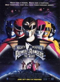 Power Rangers: Der Film poster